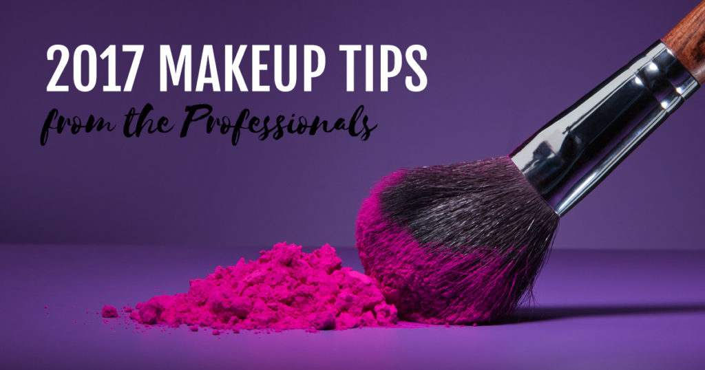 makeup tips from pros
