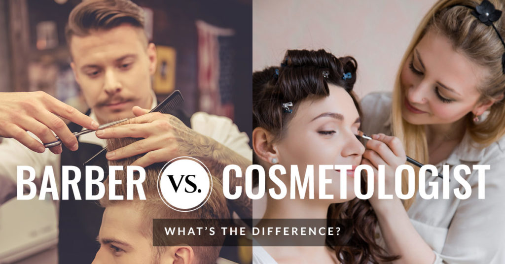 Barber Vs Cosmetologist Whats The Difference Taylor Andrews