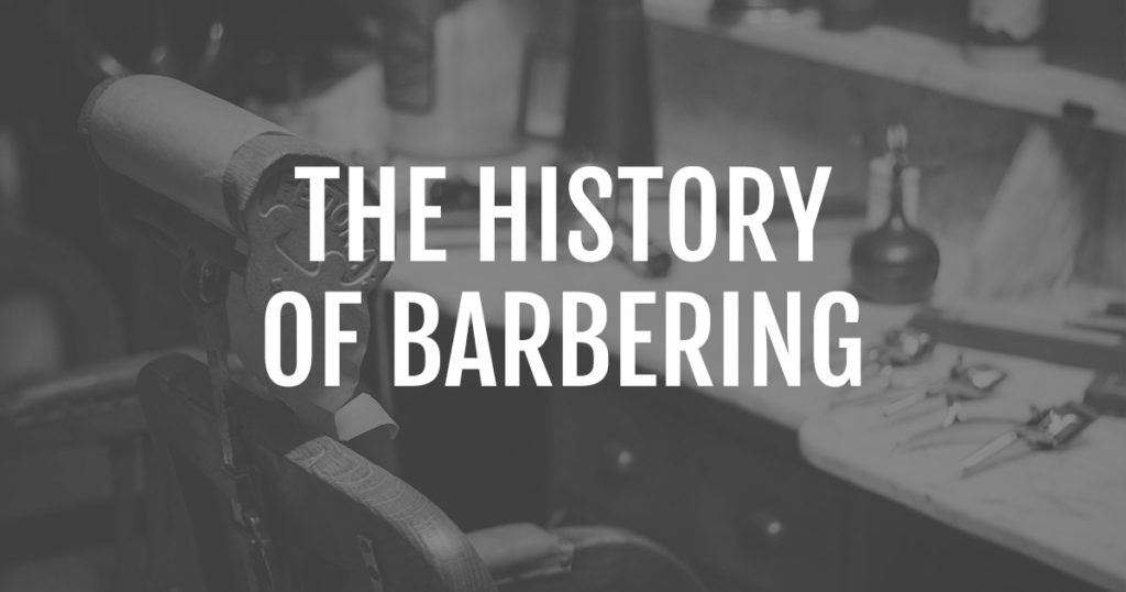 barbering history